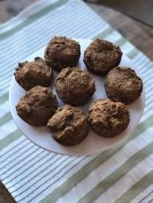 gingebread muffins