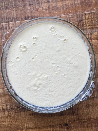 coconut pie mix