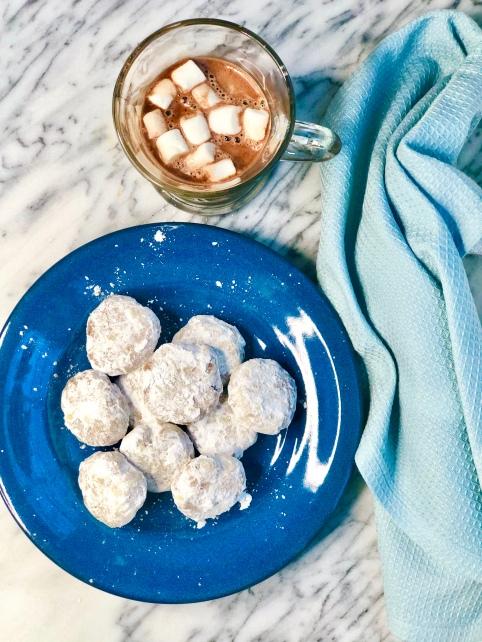 hot choclate cookies 1