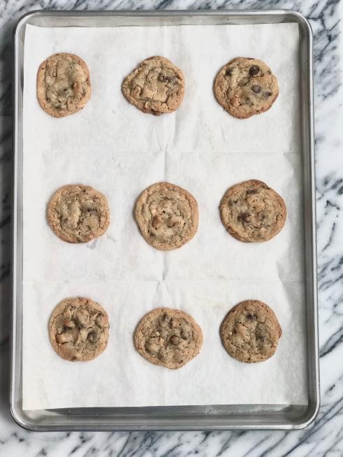 cinnamon toast crunch cookie sheet